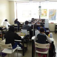 SSS進学教室沖縄高原校の授業風景